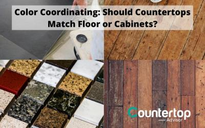 Color Coordinating: Should Countertops Match Floor or Cabinets?