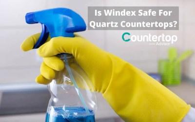 Is Windex Safe for Quartz Countertops?