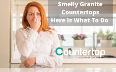 Smelly Granite Countertops? Here's What to Do
