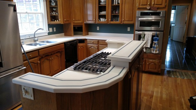 Refinishing Solid Surface Countertops Bstcountertops