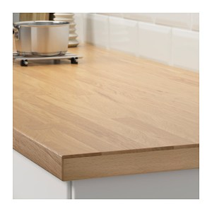 Oak Butcher Block Countertops IKEA