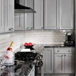 36 Fabulous Black Kitchen Granite Countertops Design Ideas