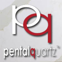 Pental Quartz kitchen countertops brooklyn New York