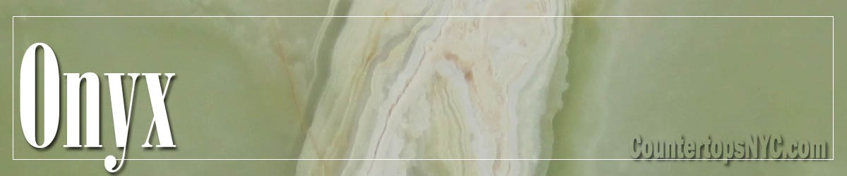 Onyx slabs for kitchen countertops