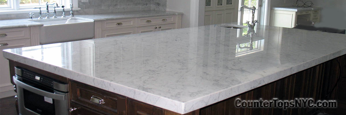 Kitchen Island Countertops Countertops Nyc