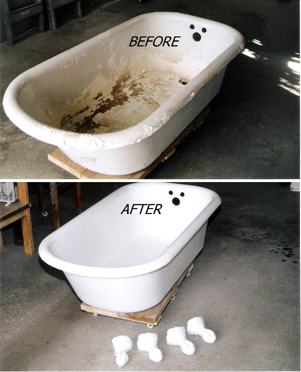 Photo Gallery Refinished Bathtubs Sinks Wall Tile Countertop And Tub RE NU