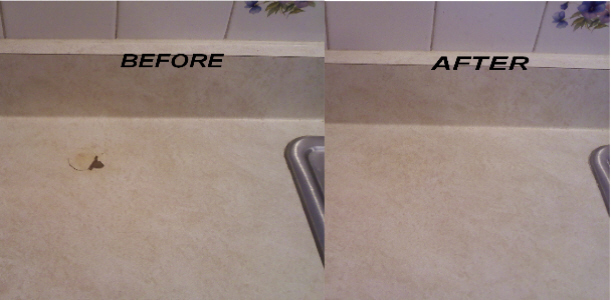 Countertop Repair And Tub