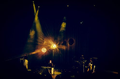 perfume genius at the royal festival hall in london