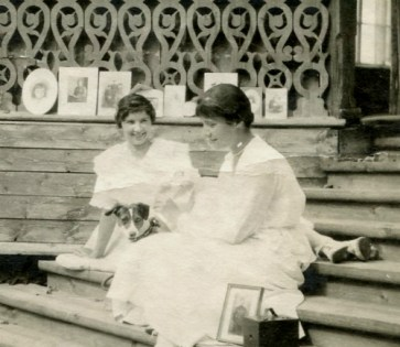 Lala & Ella Finland 1917
