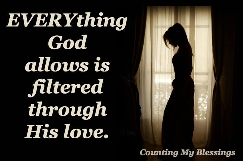 5 Things To Do When God Breaks Your Heart Counting My Blessings