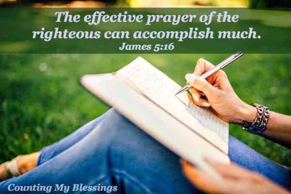 Did you know there is a problem with saying, The power of prayer Click here to learn why there might be a better way to talk about prayer...