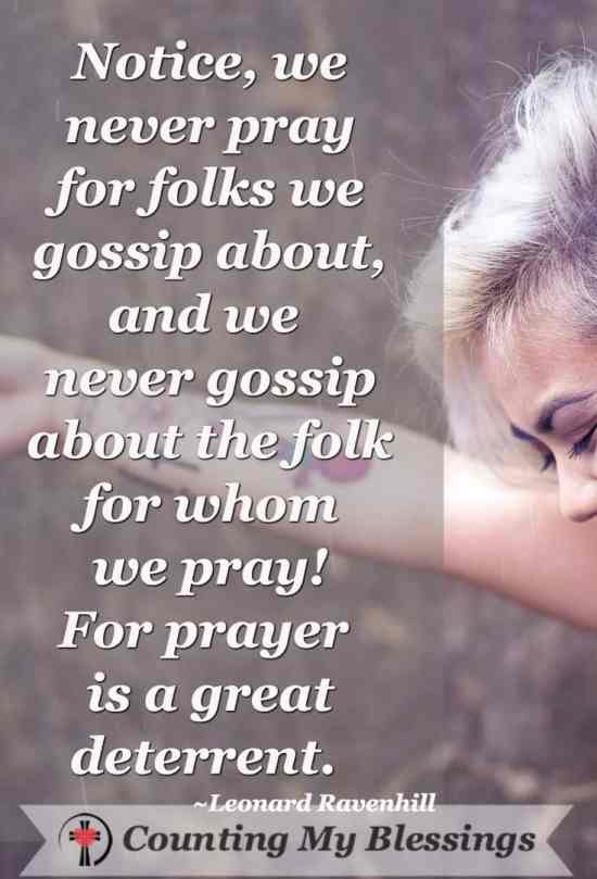 Gossip is everywhere. We love it. But because it hurt relationships it often leads to unhappiness. A great way to be happier - avoid gossip. #Happy #Faith #Gossip #Bible #Friends