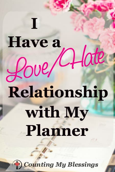 I love my planner, except on the days I hate it. I want Pinterest perfect planner pages, but... Here are tips for perfectly planned days covered by grace.