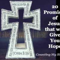 20 Promises of Jesus that will Give You Hope