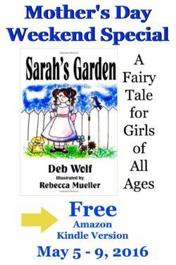 Sarah's Garden Free Weekend