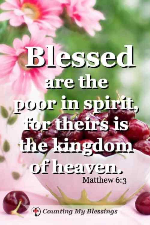 Matthew 63