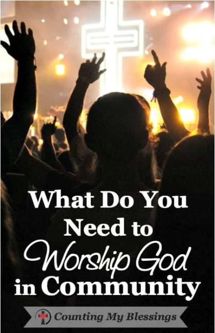 People in the Old Testament had specific instructions on how to worship God. A faith community today has choices. Does God care how we worship today?