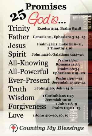 25 Promises - God is Worthy of All Worship