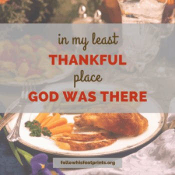 God is in the Stuffing - Jill Hoven