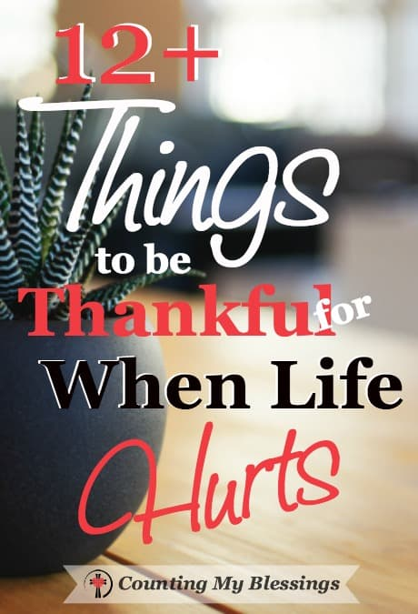 """You and I can be thankful """"whatever happens."""" Not thankful for """"whatever"""" but thankful for countless other blessings in the midst of """"whatever."""""""