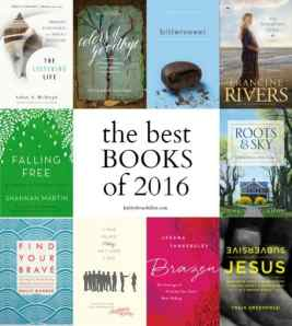 The Best Books of 2016 by Kaitlyn Bouchillon