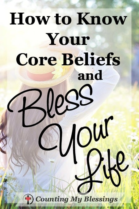 If you're unhappy and you're ready for change you need to know your core beliefs. These questions will help you learn the lies that are holding you back.