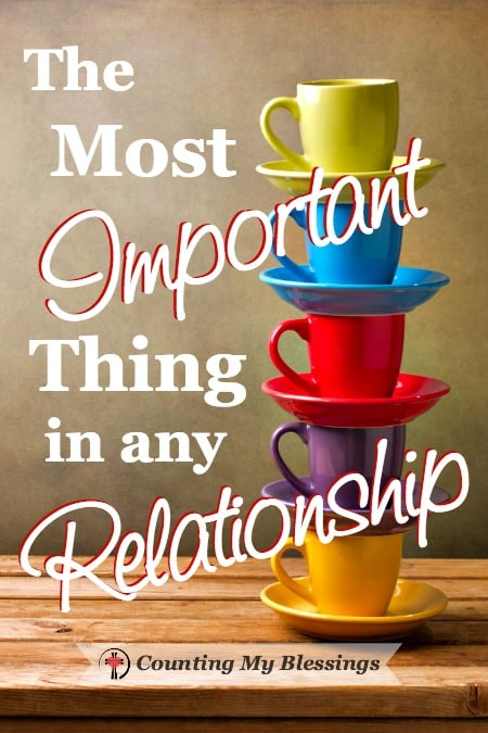 communication a very important thing in a relationship The two most important things that define a successful relationship  the study concluded that the secret to a healthy relationship lied in mastering communication and increasing your knowledge .