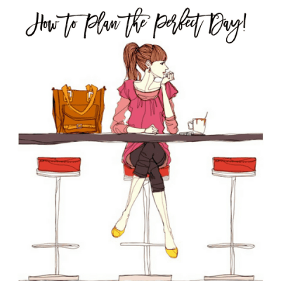 How to Plan the Perfect Day by Robin