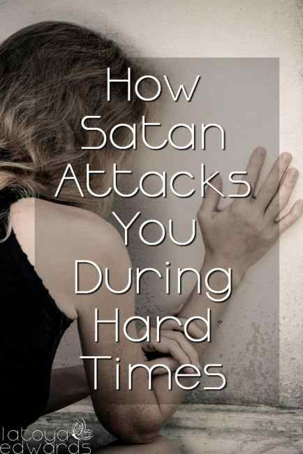 How Satan Uses Suffering to Attack You by Latoya Edwards