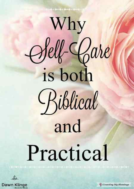 Is it wrong to focus on self-care?  Is it biblical? Taking time to retreat and focus on your own body, mind, and spirit is a practice that is modeled by Jesus.