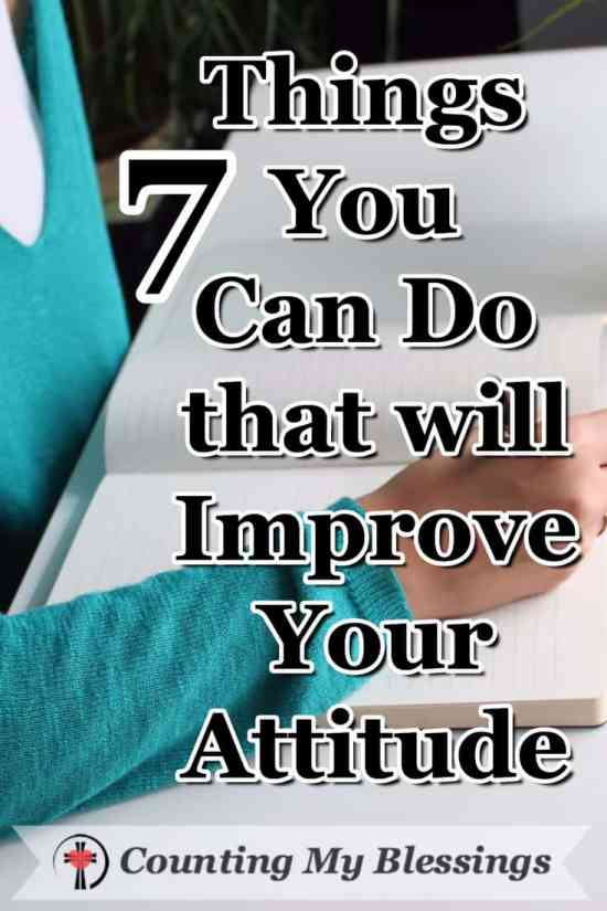 "Abraham Lincoln said, ""Most people are as happy as they make up their mind to be."" Want to be happier? Here are things you can do to help your attitude. #gethappy #allabouttheattitude #faith #hope"