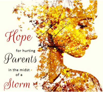 Hope for Hurting Parents in the Midst of a Story by Tiffiney Holmes