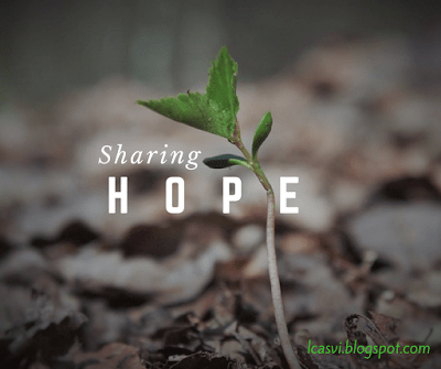 Sharing Hope by Carlie Lake