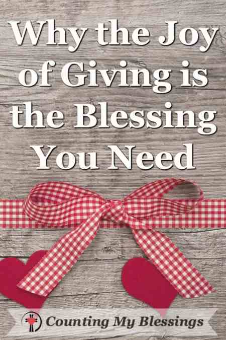 The joy of giving is a huge blessing! Join the movement! Help others through the gift of your time, donations, goods or your voice. #GivingTuesday