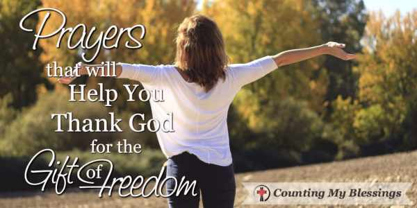 Pray until you believe - Jesus set me free. I am truly free! #Prayer #Freedom #ThankGod