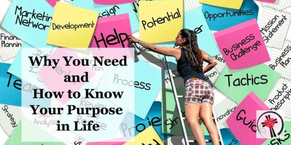 Whatever you want to become and whatever your ambitions are, it is essential to understand your purpose in life. #NewYear #Goals #Purpose