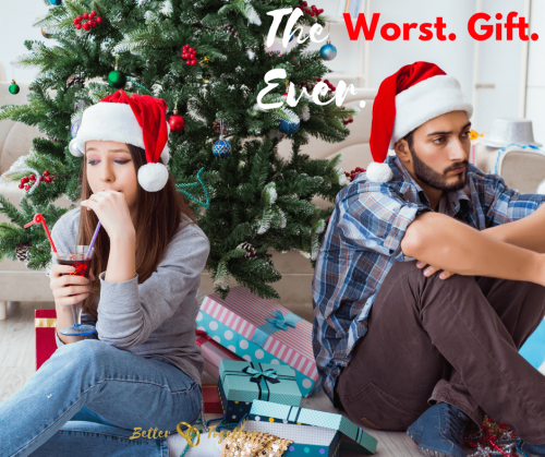 HOW TO RECOVER FROM THE WORST. GIFT. EVER. (AND LIVE HAPPILY EVER AFTER) by Sheila Qualls