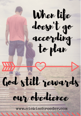 Exercising A Heart Of Obedience by Nicki Schroeder