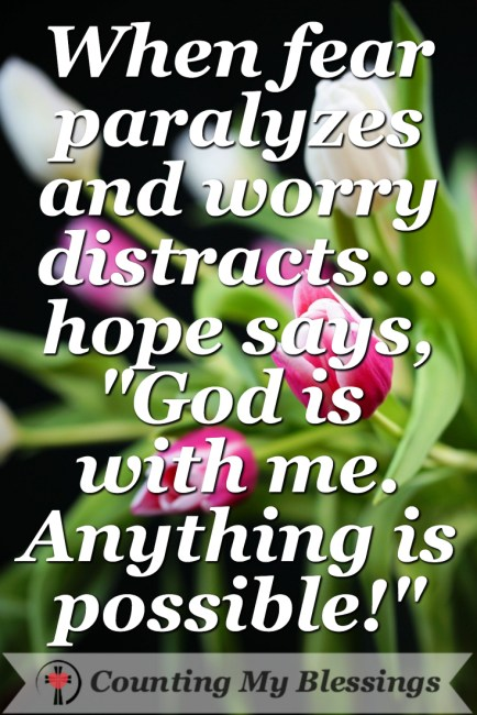Why you need to seek God's help when you're worried. #BlessingBloggers #CountingMyBlessings