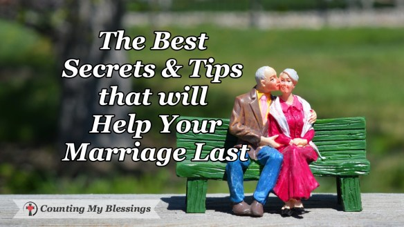 What is the best marriage advice you'veever given or received? How to help your marriage last!
