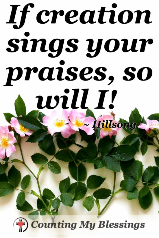 7 of the Best Verses To Inspire Your Worship of God by Deb Wolf @ Counting My Blessings