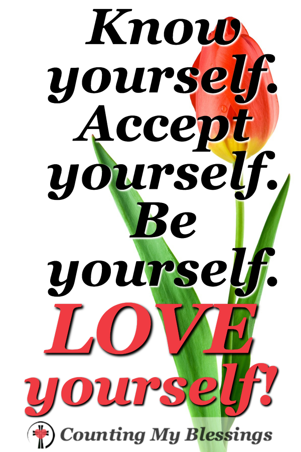 """I struggle with the idea of self-love. If you Google """"love yourself"""" you'll find a plethora of thoughts on the subject. Here's what the Bible says... #LoveYourself #SelfLove #HowtoLoveYourself #WWGGG #CountingMyBlessings"""