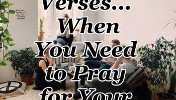5 Helpful Verses to Pray for Your Broken Relationship – Counting My