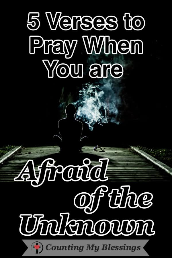 No one knows the future and sometimes things happen that make us afraid of the unknown; so, I'm praying to the One who reigns over whatever lies ahead. #Prayer #Hope #Faith #FearoftheFuture #WWGGG #CountingMyBlessings