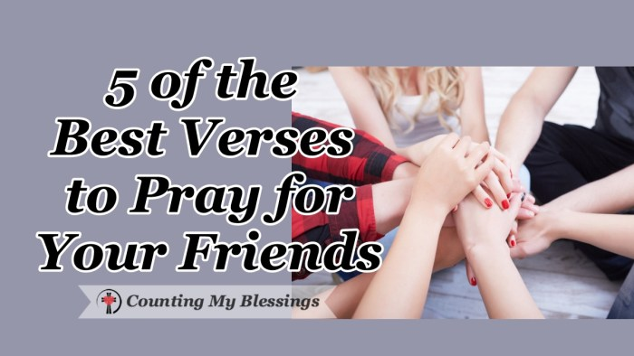 Praise God for the people who walk beside us, pull us along, and even nudge us from behind. Oh, the blessing of finding Scripture to pray for your friends... #Friendship #Prayer #WWGGG #CountingMyBlessings