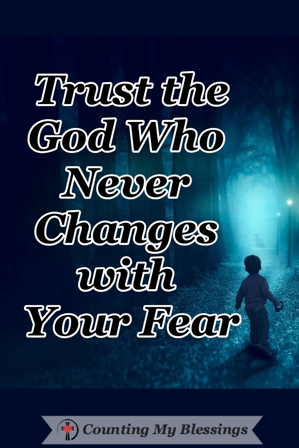 Change can be exciting or terrifying; this one has many people terrified. We're talking about ways to trust God with your fear in this season of change. #FaithoverFear #FearintheBible #TrustGod #OvercomingFear #CountingMyBlessings #WWGGG