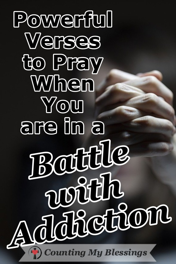 Too many lives are being destroyed by the overwhelming power of addiction. Too many families are suffering in their battle with addiction. Join us in prayer. #addiction #Recovery #codependency #CountingMyBlessings #WWGGG