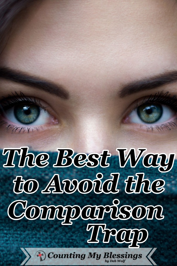 It's easy to fall into the comparison trap focusing on what's lacking in our lives while envying what seems perfect in someone else's. These tips will help... #ComparisonTrap #Envy #JoyStealer #socialmedia #CountingMyBlessings #WWGGG
