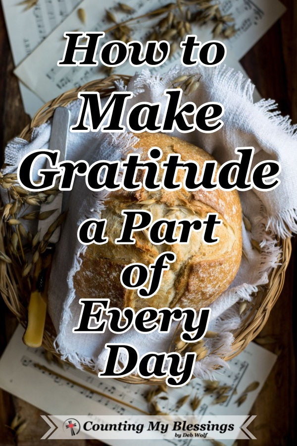 You and I are faced with choices to either grumble or live with gratitude every day. One brings frustration and the other brings joy. How we can choose joy. #Thanksgiving #Gratitude #livewithjoy #CountingMyBlessings #WWGGG