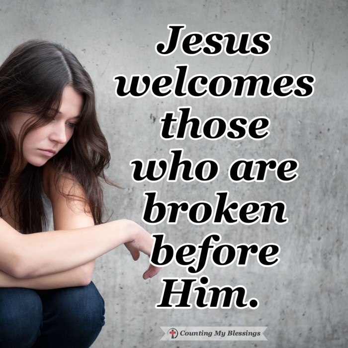 Those who proudly thought they had all the answers tried to trap Jesus through questions. But Jesus welcomes questions from those who are humble and broken. #Forgiveness #God'sLove #Jesus #CountingMyBlessings